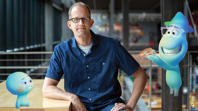 'Awards Chatter' Podcast — Pete Docter ('Soul')