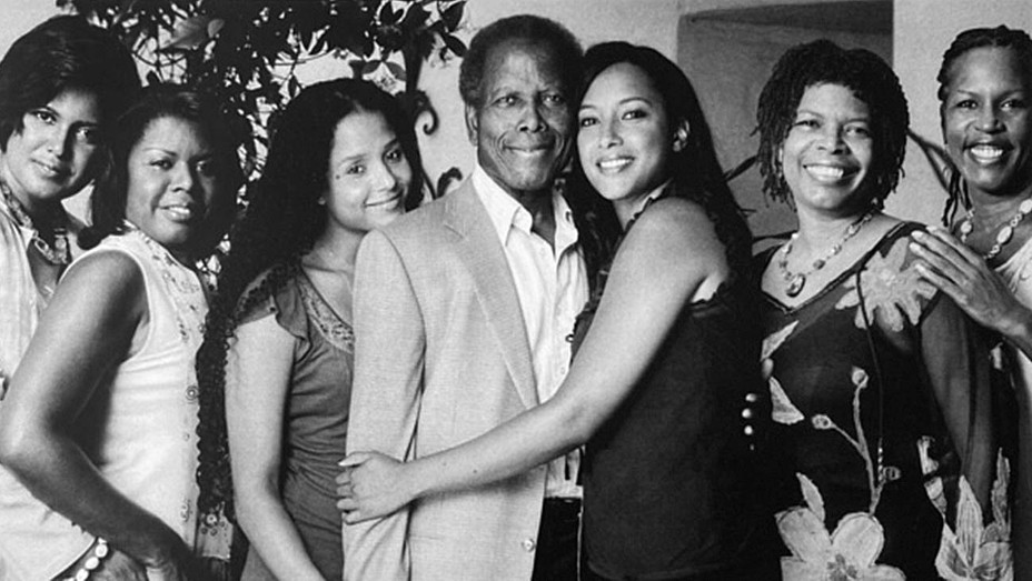 Sidney Poitier and his family uploaded.