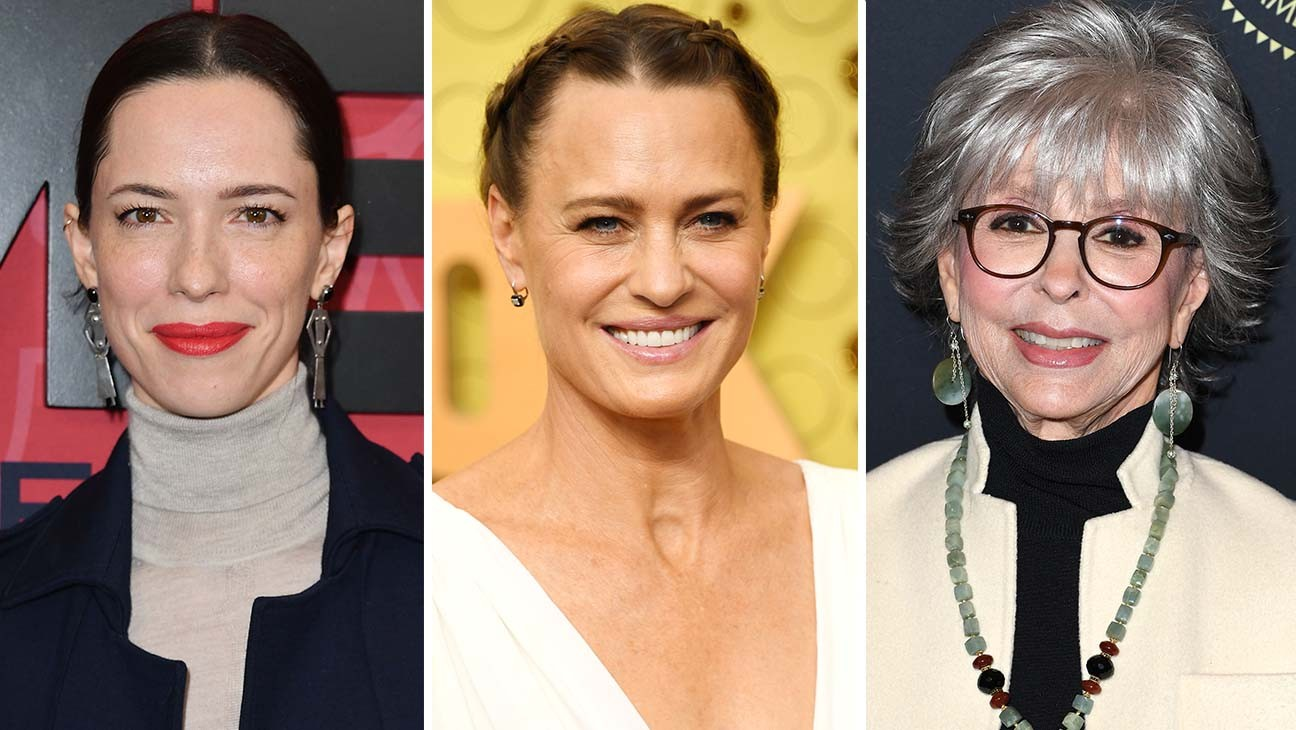 Sundance: Rebecca Hall, Robin Wright, Rita Moreno Join Virtual Panel, Talks Lineup