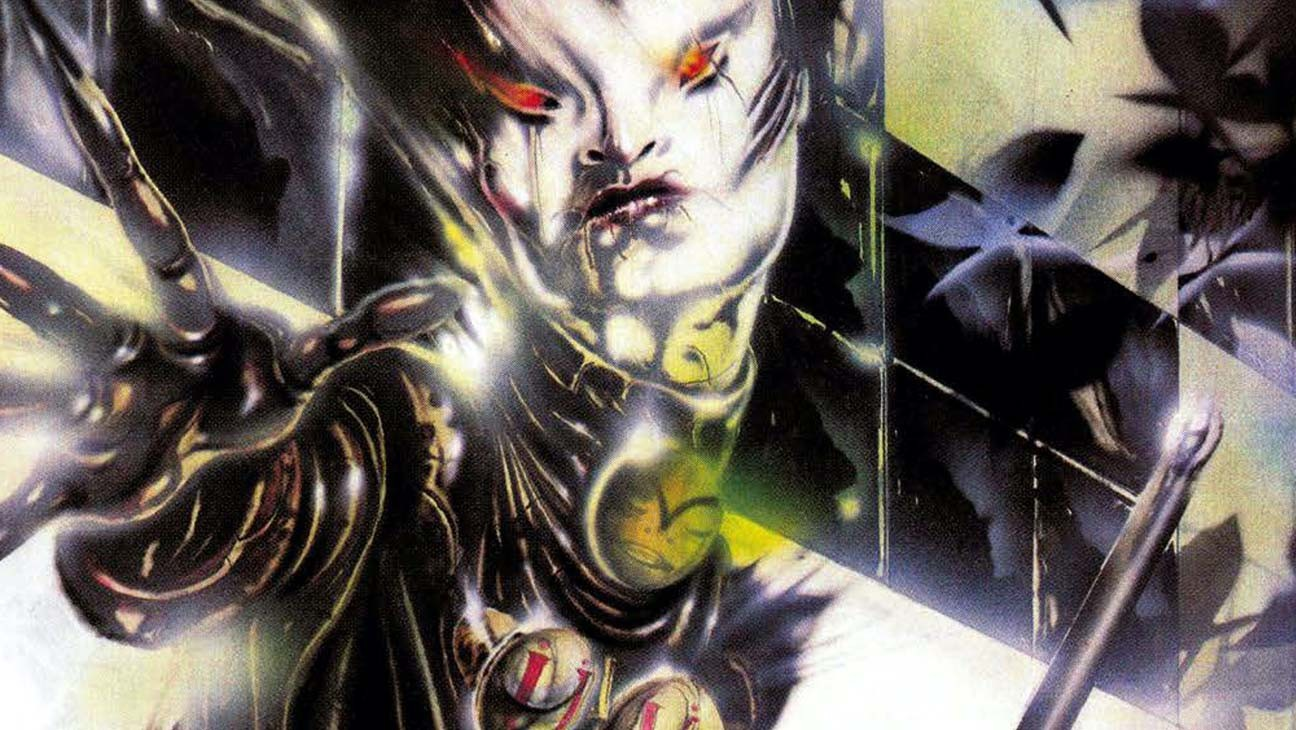 '2000 AD' Sets 2021 Collected Edition Line-Up