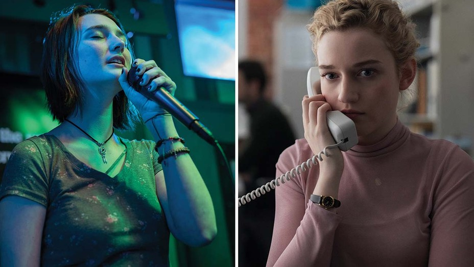Sidney Flanigan in Never Rarely SometimesAlway and Julia Garner in The Assistant.