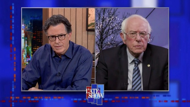 "Bernie Sanders Reacts to Capitol Riot, Calls Lack of Security ""Unbelievable"""