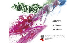 How 'The Hostage' Is Turning a Comics Rep Into a Creator