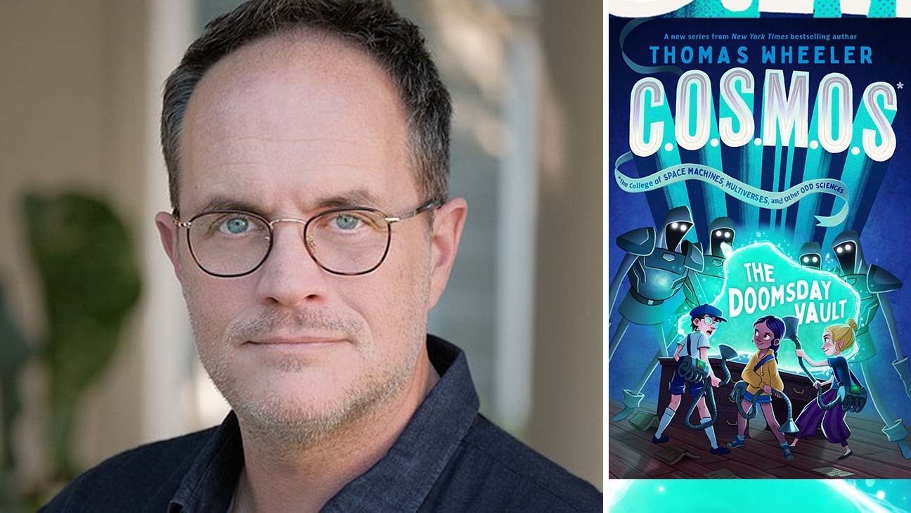 Paramount Animation, Tom Wheeler Team for Weird Science Adventure 'C.O.S.M.O.S.' (Exclusive)