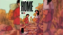 Image Comics Sets Immigrant Superhero Drama 'Home'