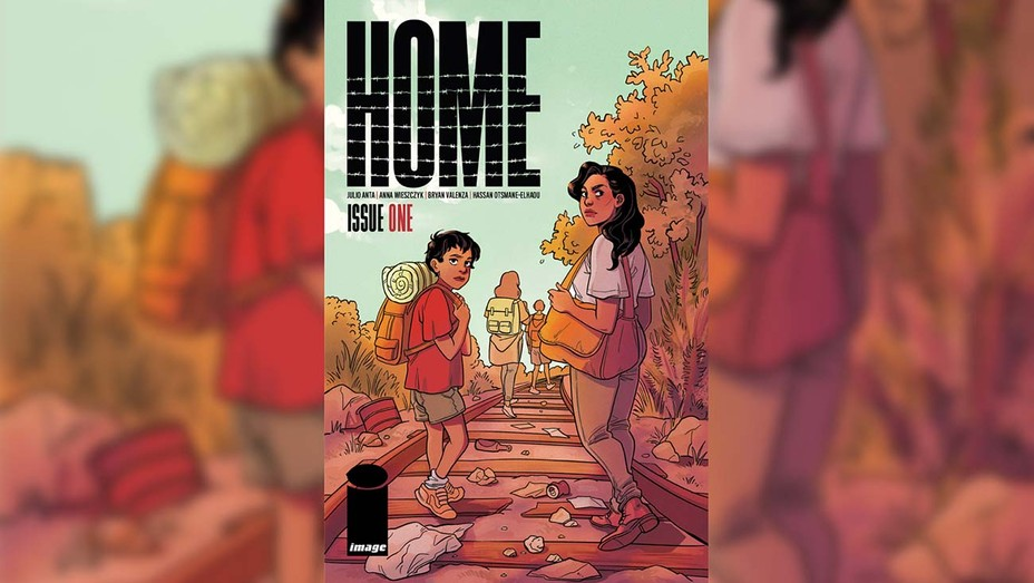 Home Image Comics Announcement