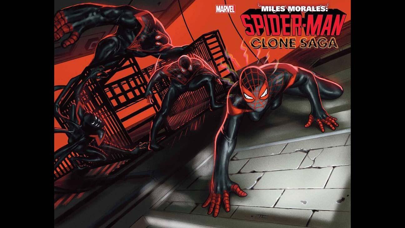 Miles Morales Begins His Own 'Clone Saga' in April