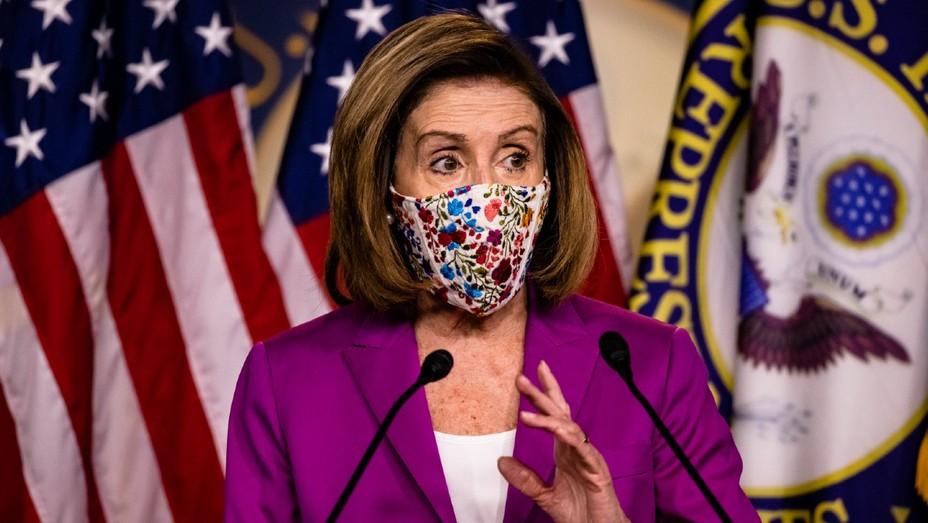 Nancy Pelosi Getty Images 2021 - H
