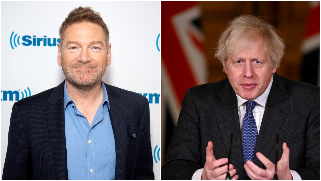 Kenneth Branagh to Play Boris Johnson in Michael Winterbottom's COVID Drama Series