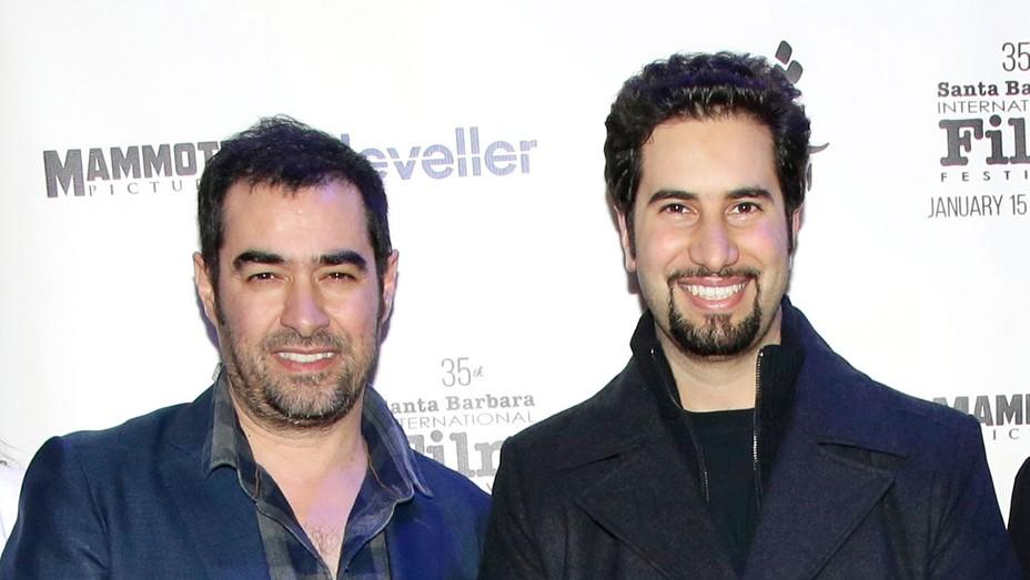 Shahab Hosseini and Kourosh Ahari