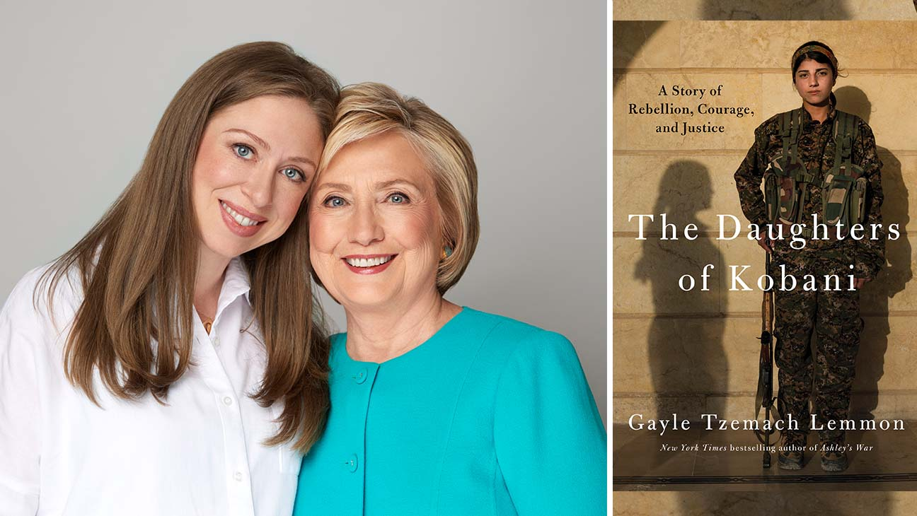 Hillary and Chelsea Clinton Developing Female Kurdish Militia Drama for TV
