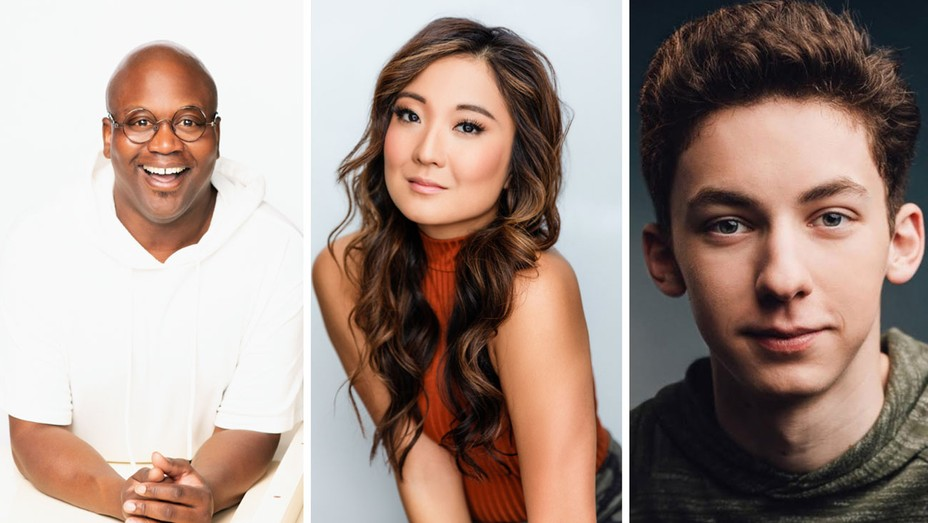 Titus Burgess, Ashley Park, Andrew Barth Feldman star in 'Ratatouille: The TikTok Musical.'