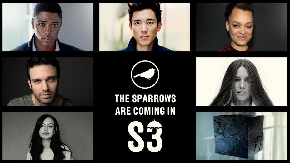 Umbrella Academy - The Sparrows Are Coming In - Season 3