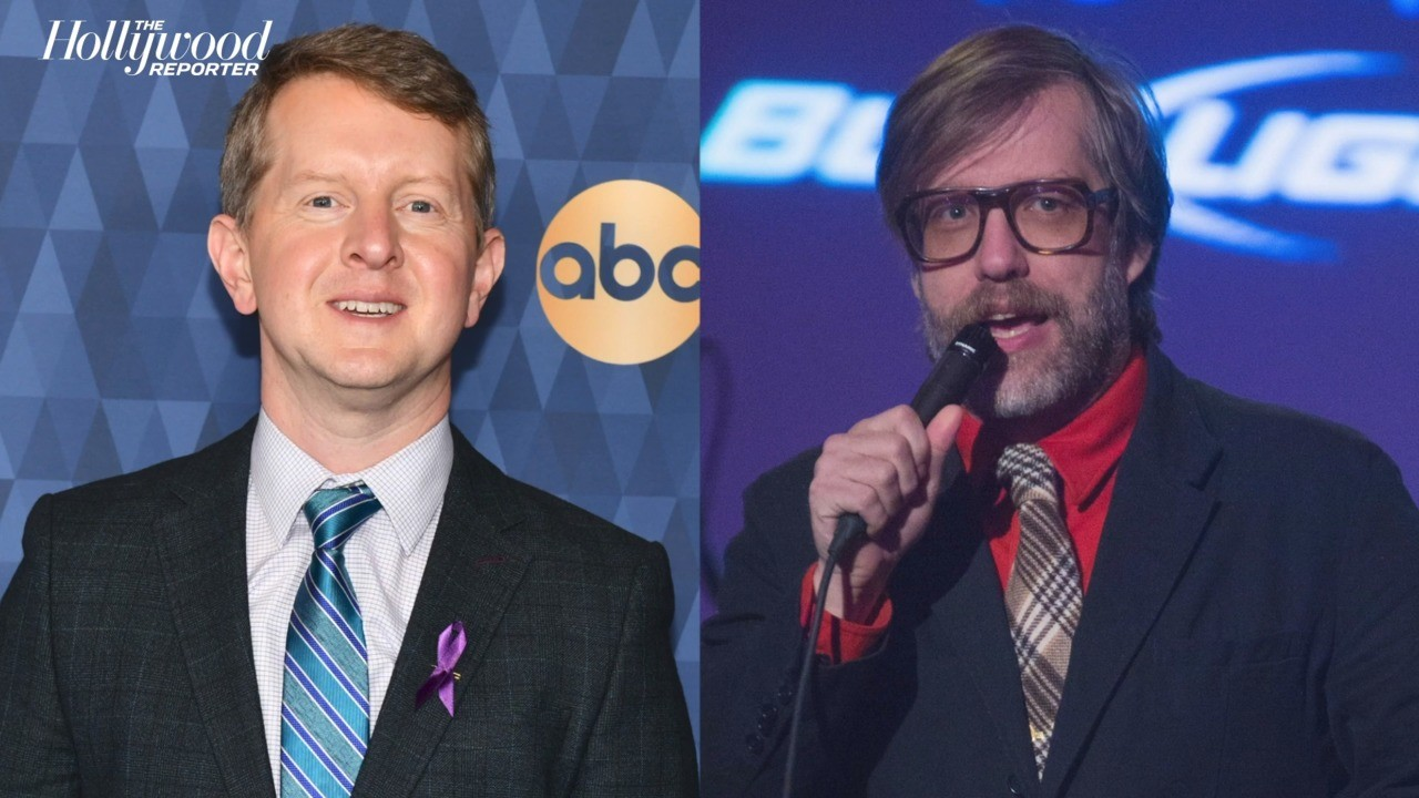 "Ken Jennings Defends Co-Podcaster John Roderick Amid ""Bean Dad"" Controversy"