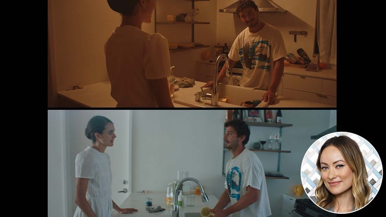 Why Olivia Wilde Exited Music Video Starring Shia LaBeouf