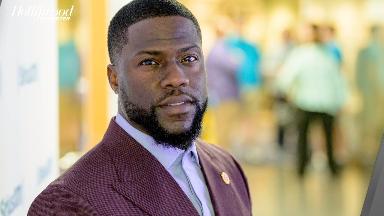 Kevin Hart Inks Film & First-Look Deal with Netflix | THR News