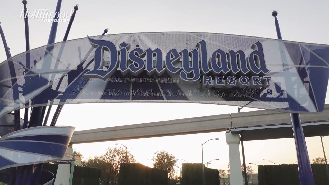 Disneyland Set to Host COVID-19 Vaccine Site | THR News