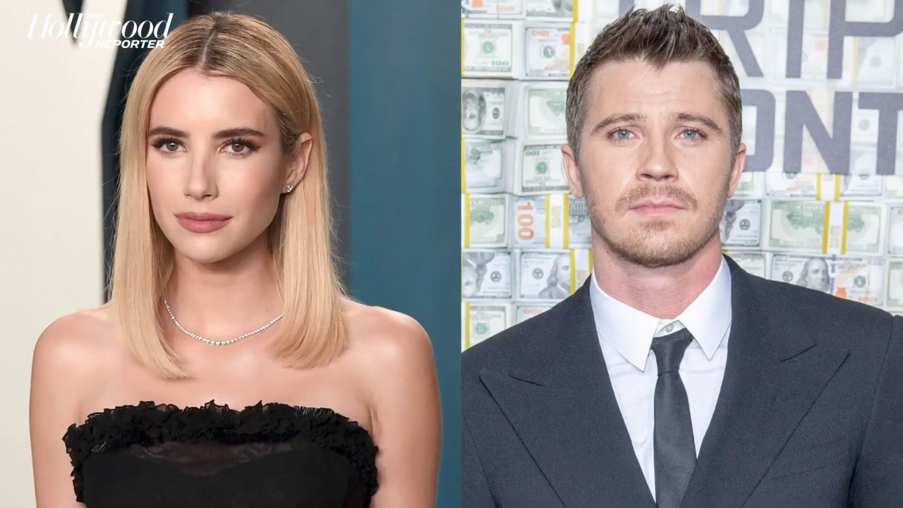 Emma Roberts and Garrett Hedlund Welcome First Child Together | THR News