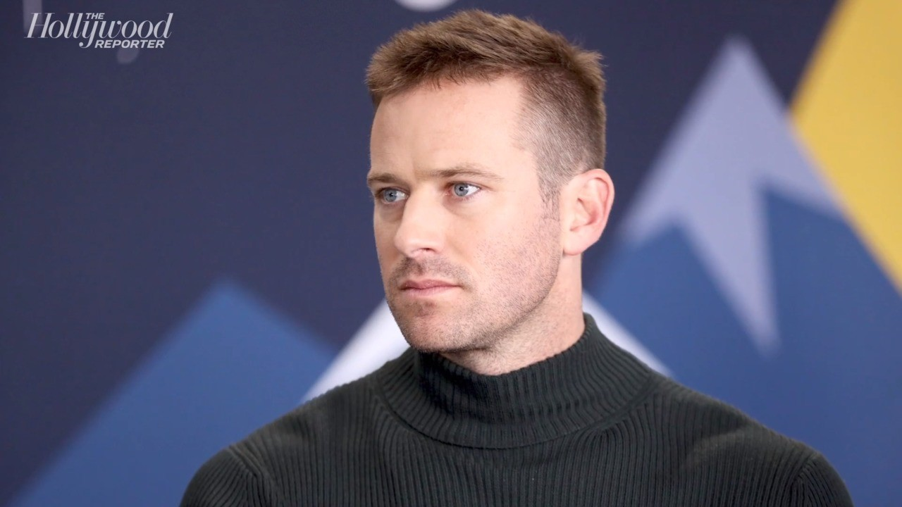 Armie Hammer Departs From Action-Comedy 'Shotgun Wedding' | THR News