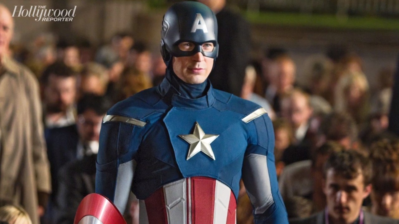"Chris Evans Says His Reported Return as Captain America Is ""News to Me"""