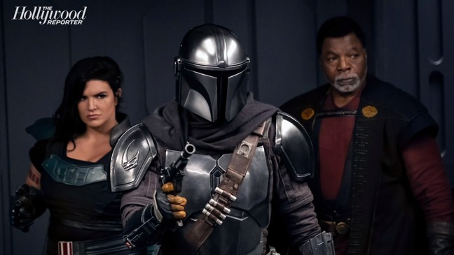 'The Mandalorian' Becomes First Non-Netflix Show to Top Nielsen Streaming Chart
