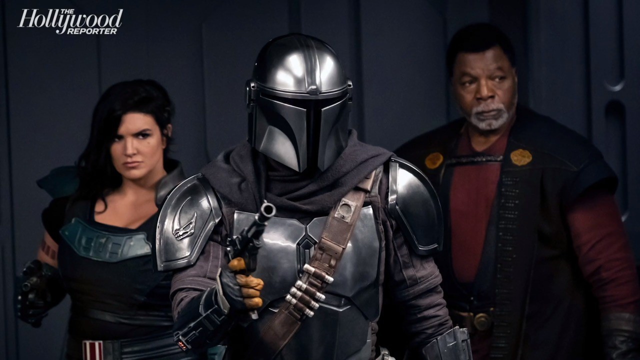 'The Mandalorian' Is First Non-Netflix Program to Top  Nielsen Streaming Chart | THR News