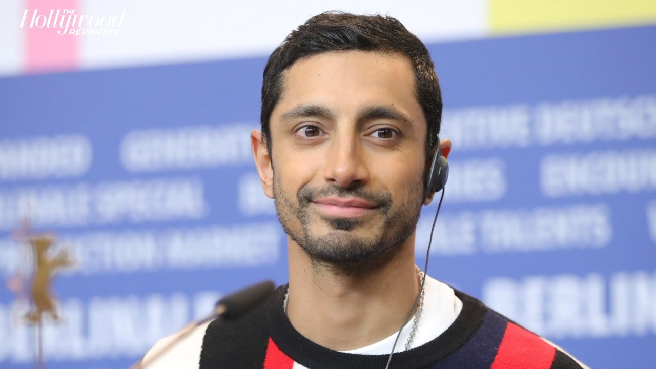 Riz Ahmed Signs First-Look TV Production Deal With Amazon | THR News