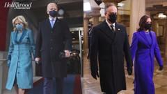 Inauguration: Fashions of the Bidens, Kamala Harris, Lady Gaga and Jennifer Lopez