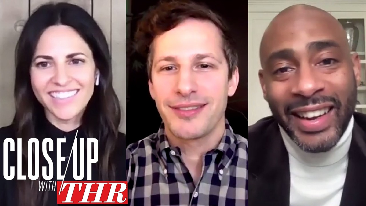 The Hollywood Reporter's Full, Uncensored Producers Roundtable With Andy Samberg, Ashley Levinson, Charles D. King, Dede Gardner, Eric Roth and Marc Platt