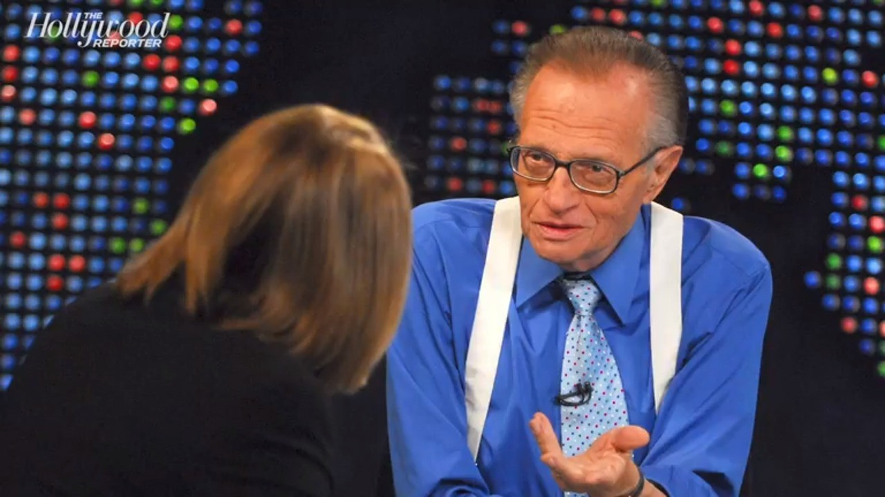 Remembering Larry King, Who Died at 87 in Los Angeles | THR News
