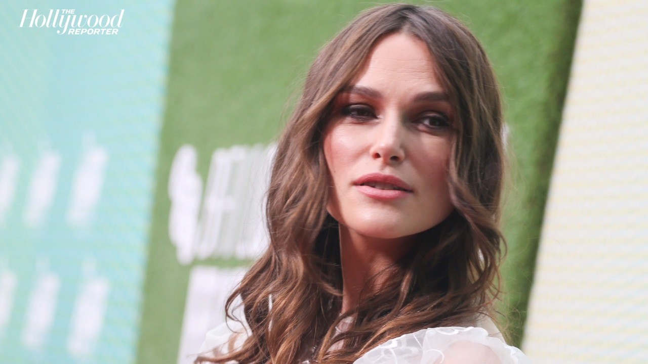 Keira Knightley on Why She Won't Shoot Nude Scenes With Male Directors | THR News