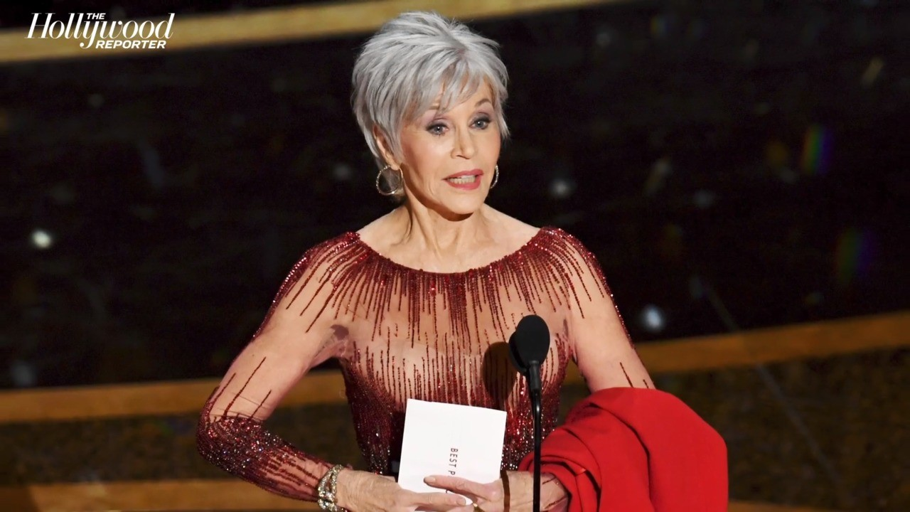 Jane Fonda Set to Receive Cecil B. DeMille Award at 2021 Golden Globes | THR News