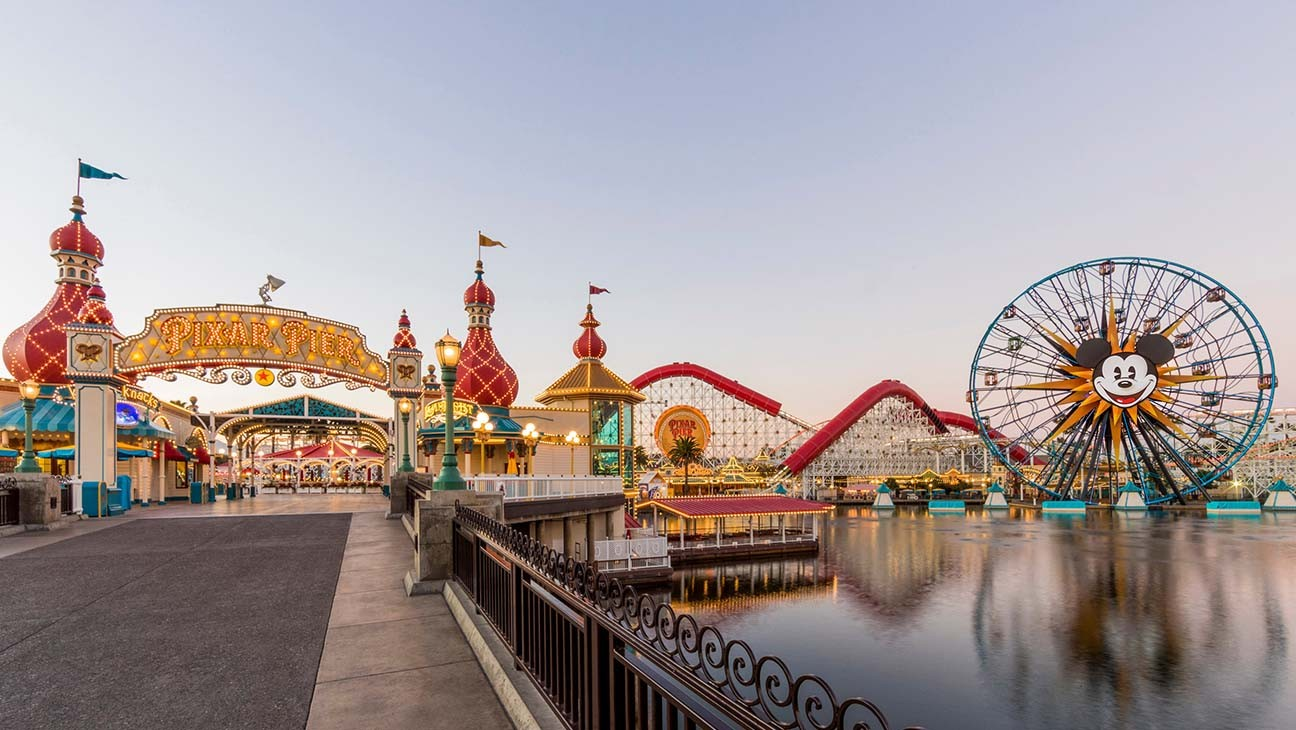 California Adventure Introduces  'A Touch of Disney' Ticketed Experience