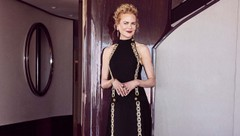 All the Details on Nicole Kidman's Louis Vuitton Gown at the Globes (Exclusive)