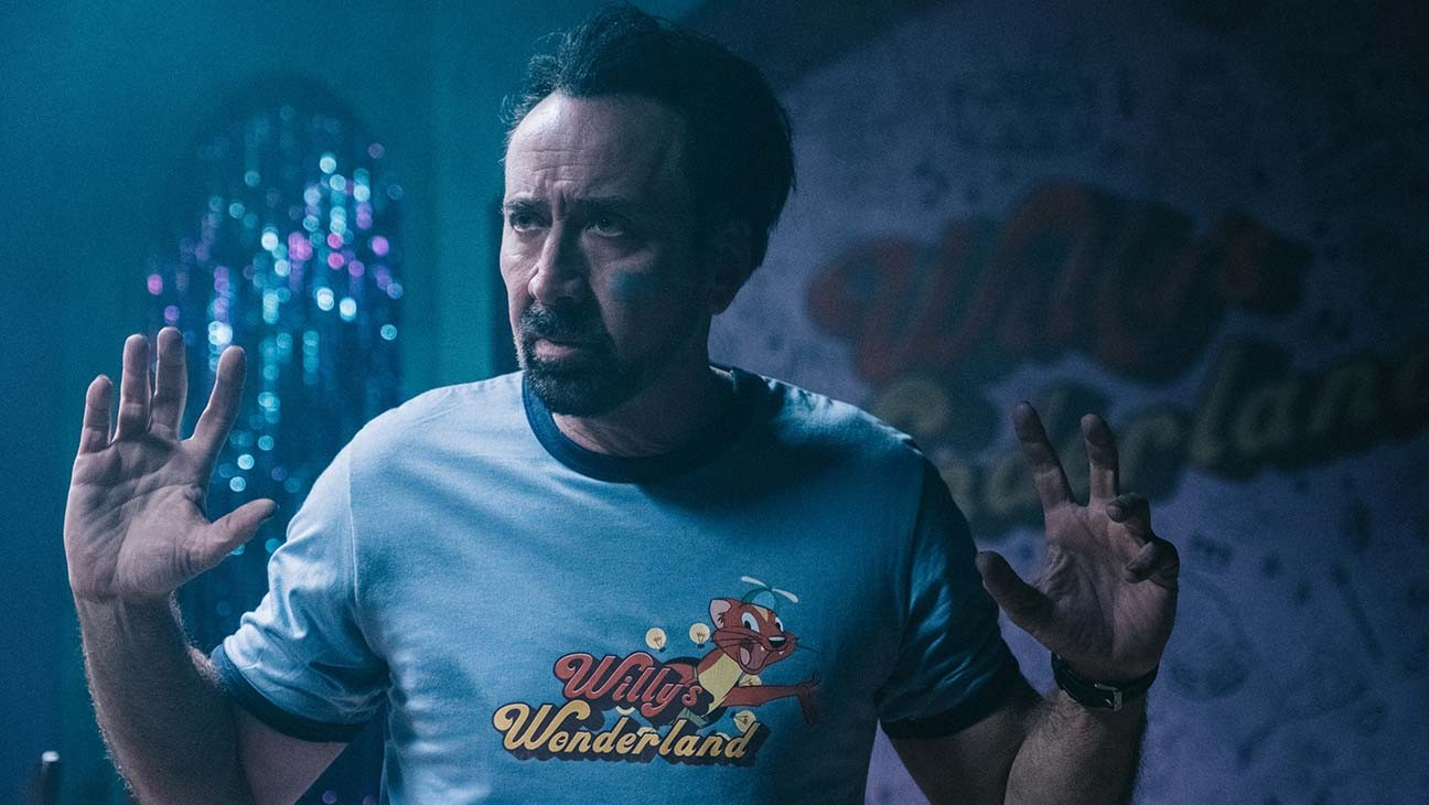 'Willy's Wonderland': Film Review