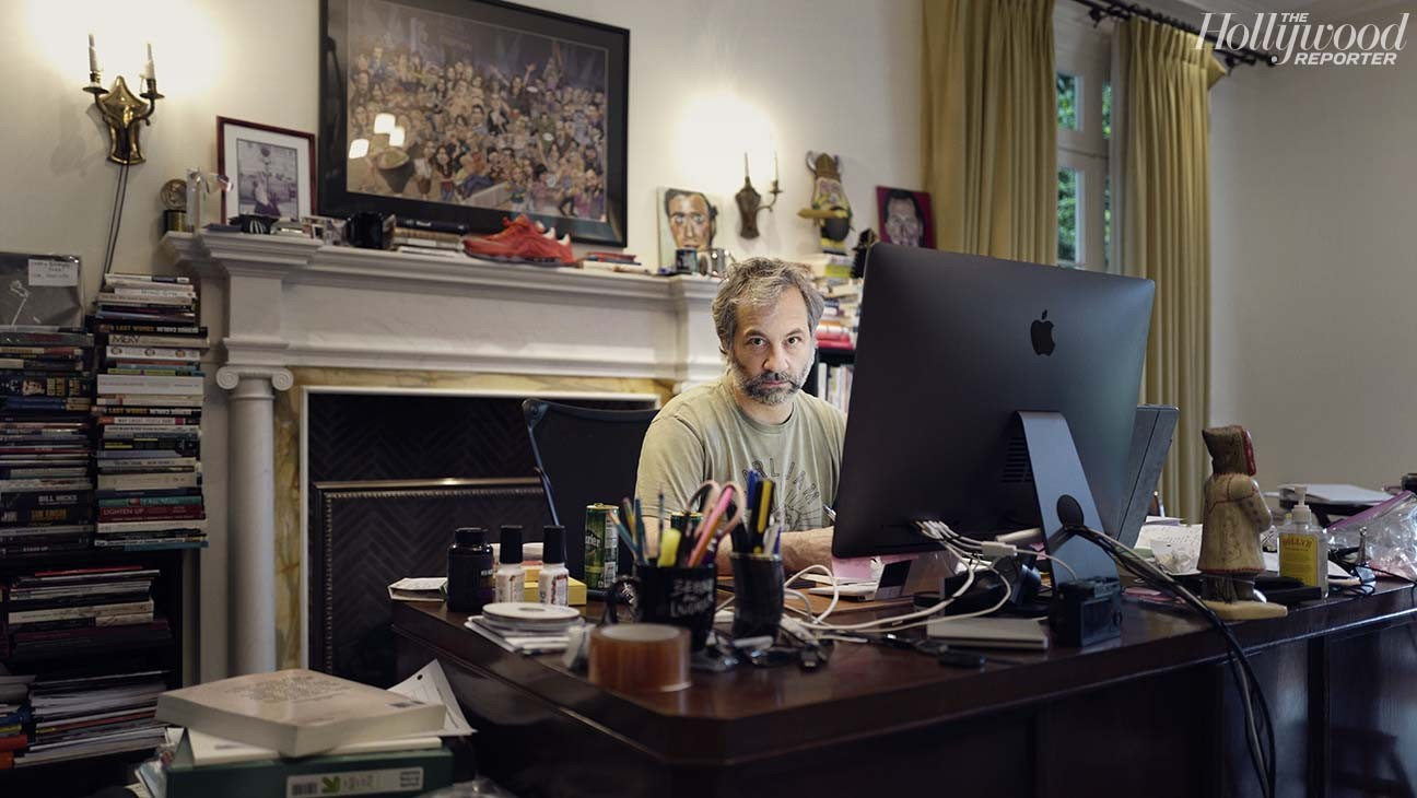Judd Apatow on the Painful Art of Writing Personal Comedy