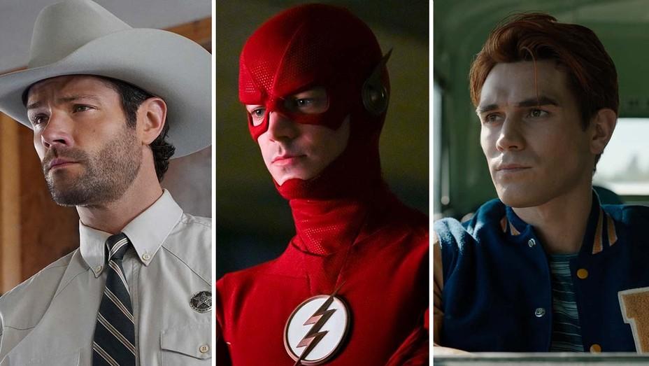 Walker, The Flash, Riverdale