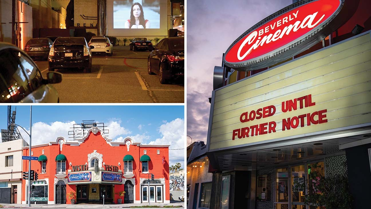 Art House Movie Theaters Fight On Amid Pandemic