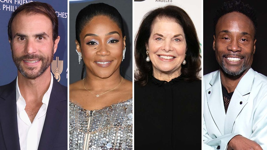 Ben Silverman, Tiffany Haddish, Sherry Lansing and Billy Porter