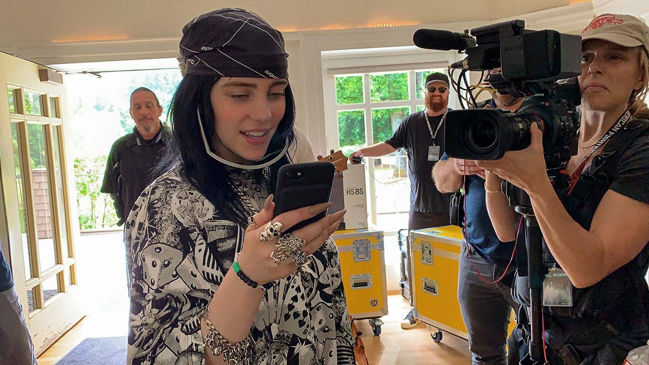 'Billie Eilish: The World's a Little Blurry': Film Review