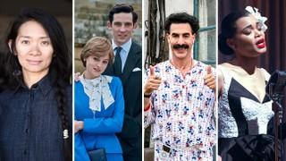 Golden Globes: Complete Winners List
