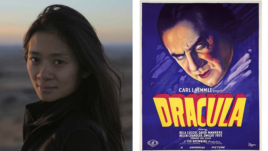 Chloe Zhao and Dracula