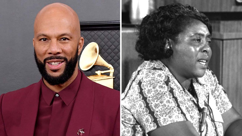 Common and Fannie Lou Hamer