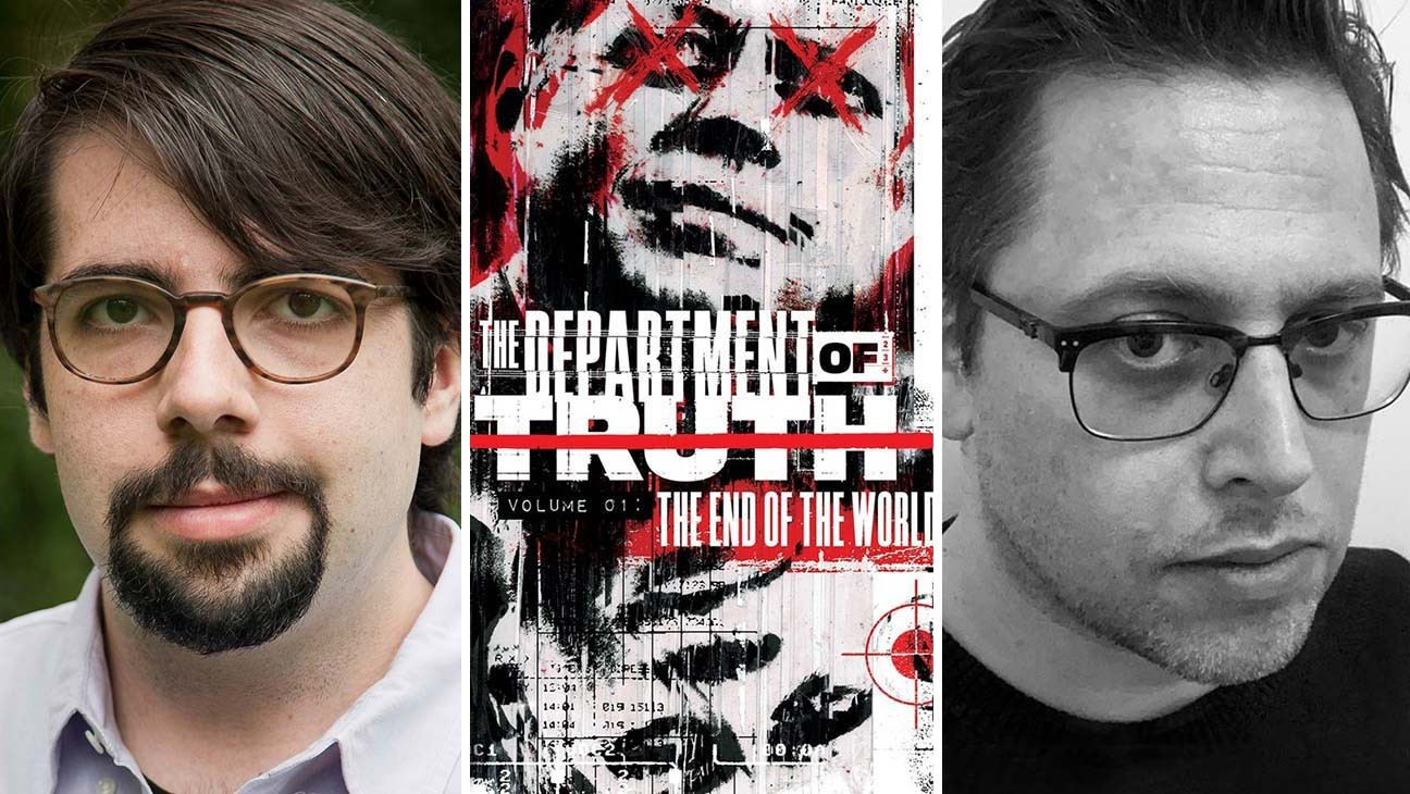James Tynion Comic 'Department of Truth' Picked Up by Elisabeth Murdoch, Stacey Snider's Sister (Exclusive)