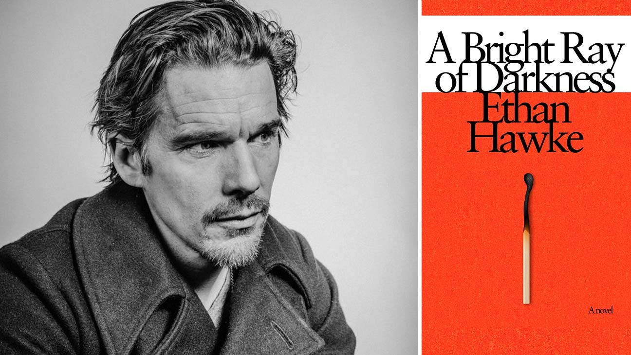 Ethan Hawke Narrates Audiobook for His New Novel, 'A Bright Ray of Darkness' (Exclusive)