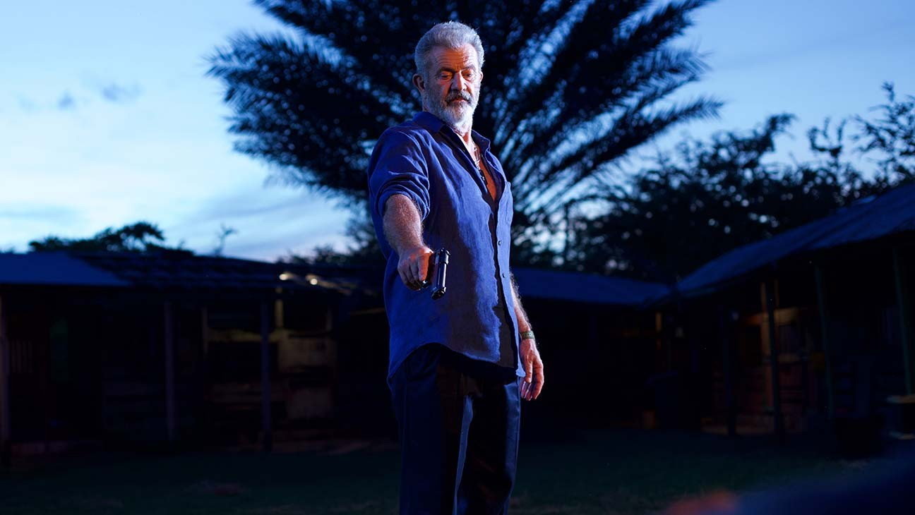 Berlin First-Look Photo: Mel Gibson in Action Thriller 'Panama' (Exclusive)
