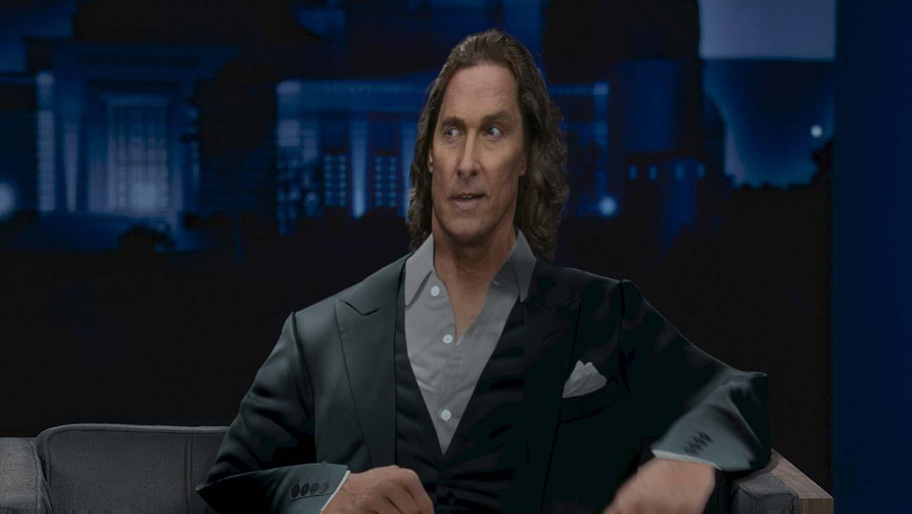 "Doritos Debuts Super Bowl Ad Starring Matthew McConaughey as ""Flat Matthew"""