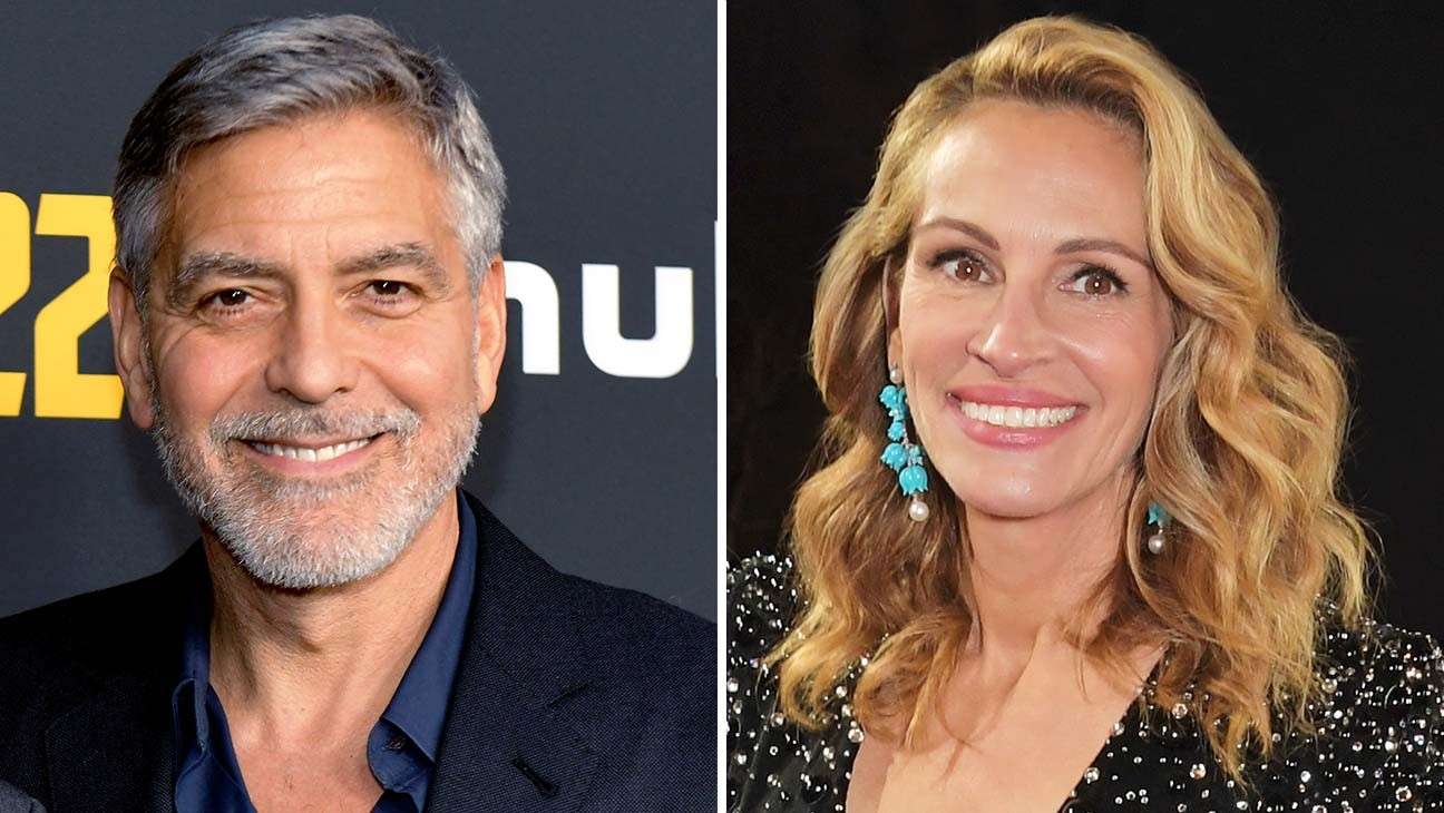 George Clooney, Julia Roberts to Star in 'Ticket to Paradise' for Universal