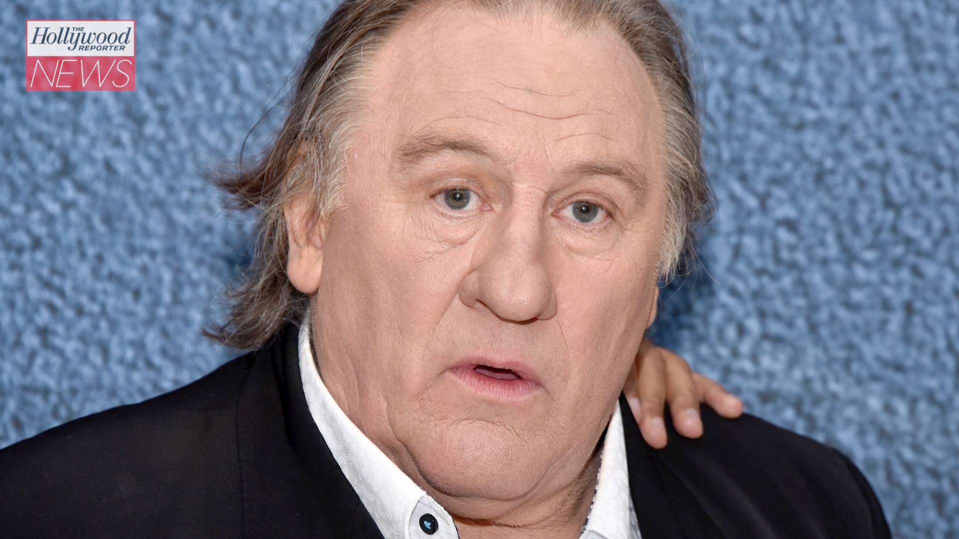 Gérard Depardieu Denies Allegations of Rape | THR News
