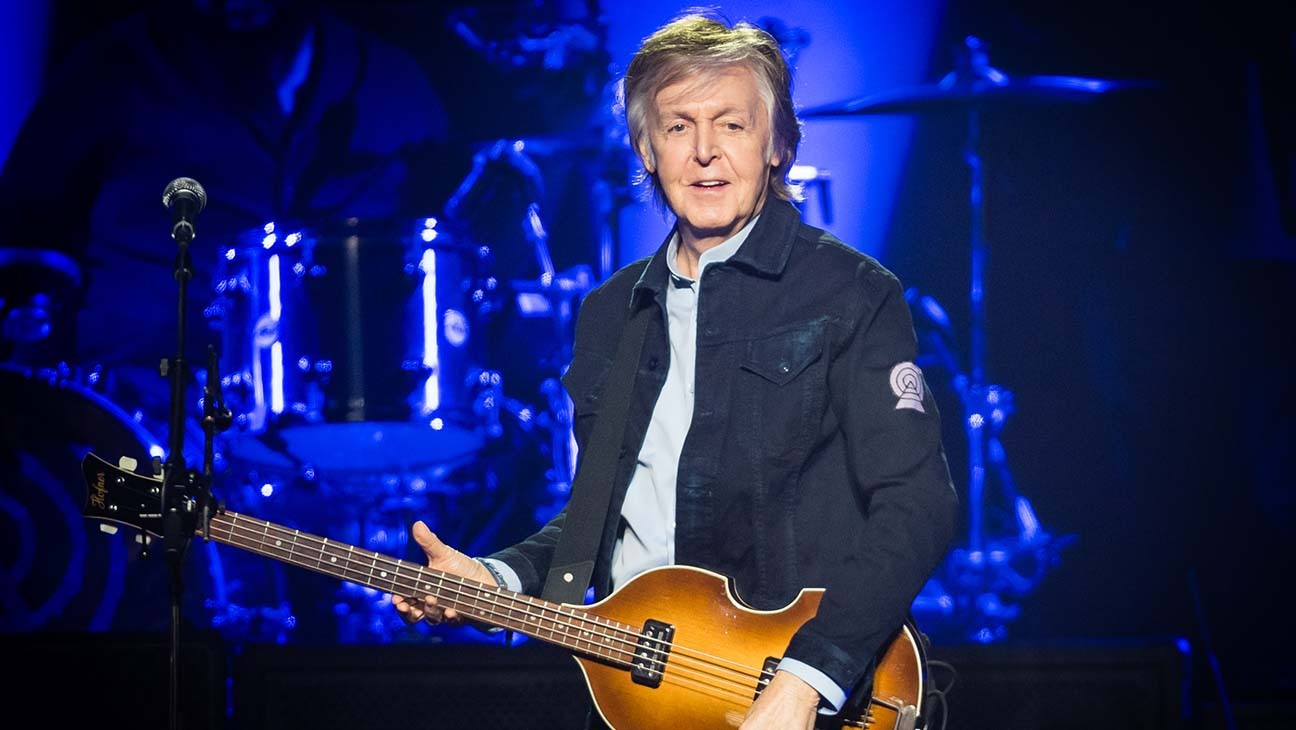 Paul McCartney to Release 'The Lyrics: 1956 to the Present' Memoir
